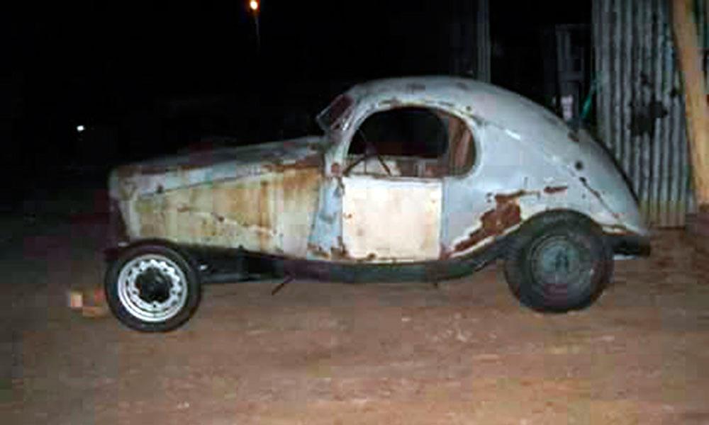 Cupé Ford TC