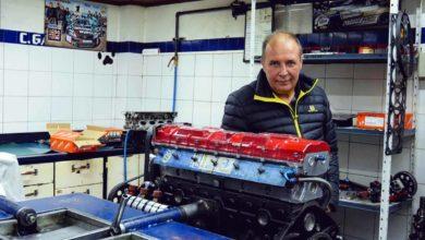 Garófalo motorista TC