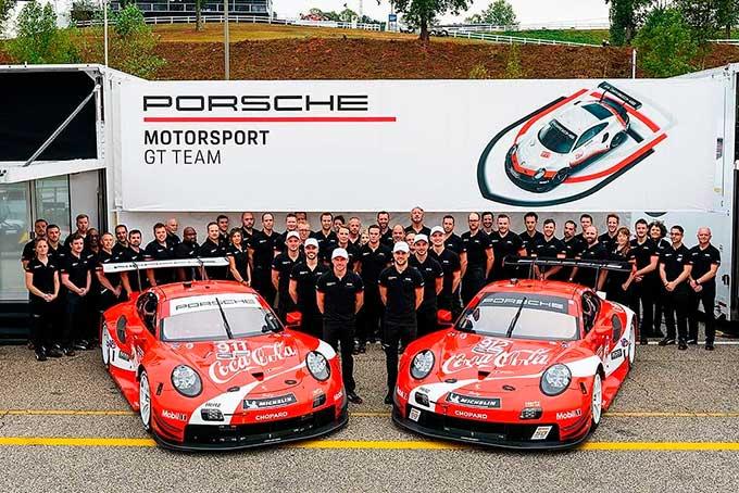 Caunedo Porsche
