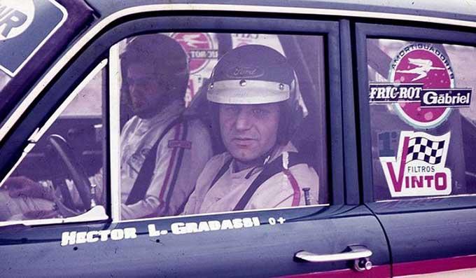 Héctor Gradassi Ford