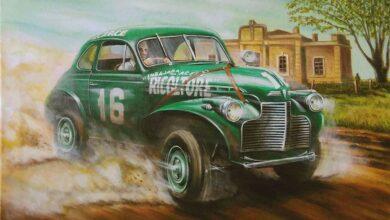 Fangio Chevrolet TC