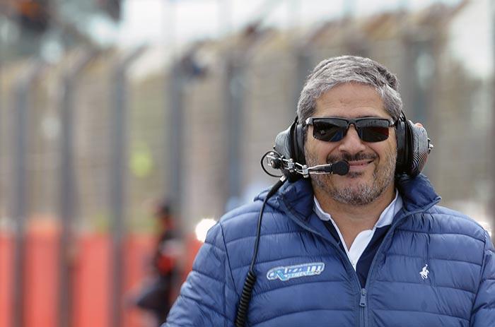 Guillermo Cruzzetti TC