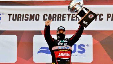 Photo of TC: Aguirre ganó en San Nicolás y es líder del torneo