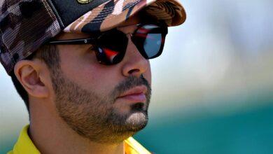 Mauricio Lambiris se suma al Donto Racing.