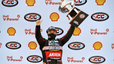 Photo of Aguirre: ganador del GP Shell y líder del TC