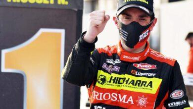 Nicolás Trosset ganador del TC