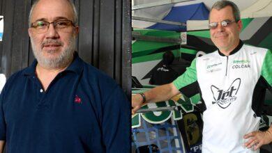 Fabián Acuña y Fernando García