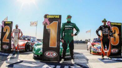 Photo of Canapino sumó su 2ª pole position seguida en el TC