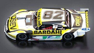 Nuevo diseño Ford de Lambiris de TC