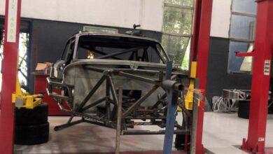 Ford TC DTA Racing