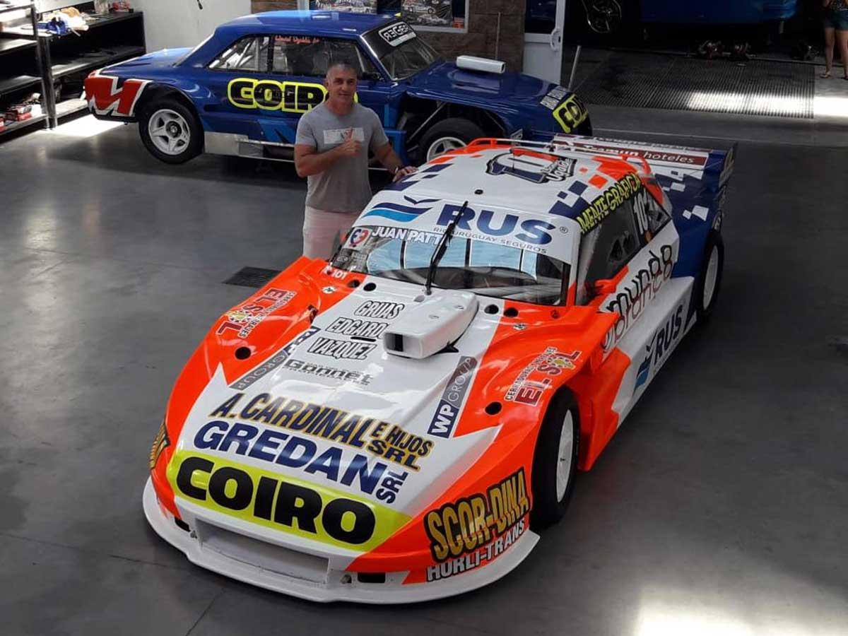 Lionel Ugalde Torino TC