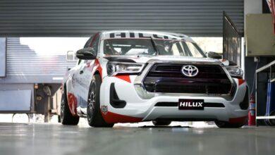 Toyota Hilux TCPU