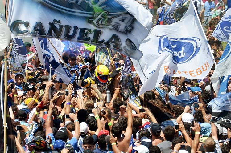 Gurí Martínez campeón de TC.