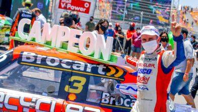 Werner campeón de TC 2020