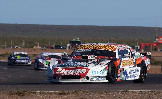 Sergio Alaux Chevrolet TC