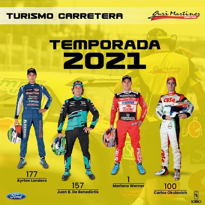 Equipo Martínez Competición TC