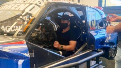 Baldinelli Ford TC Mouras