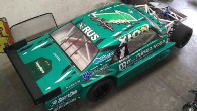 Chevrolet Canapino campeón de TC