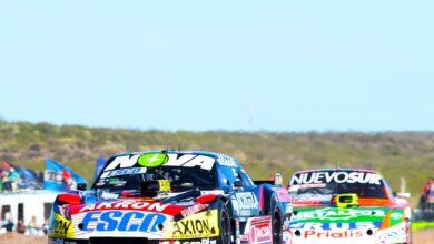 Aguirr y Castellano, pilotos de Dodge en TC 2020.