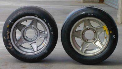 Neumáticos de TC