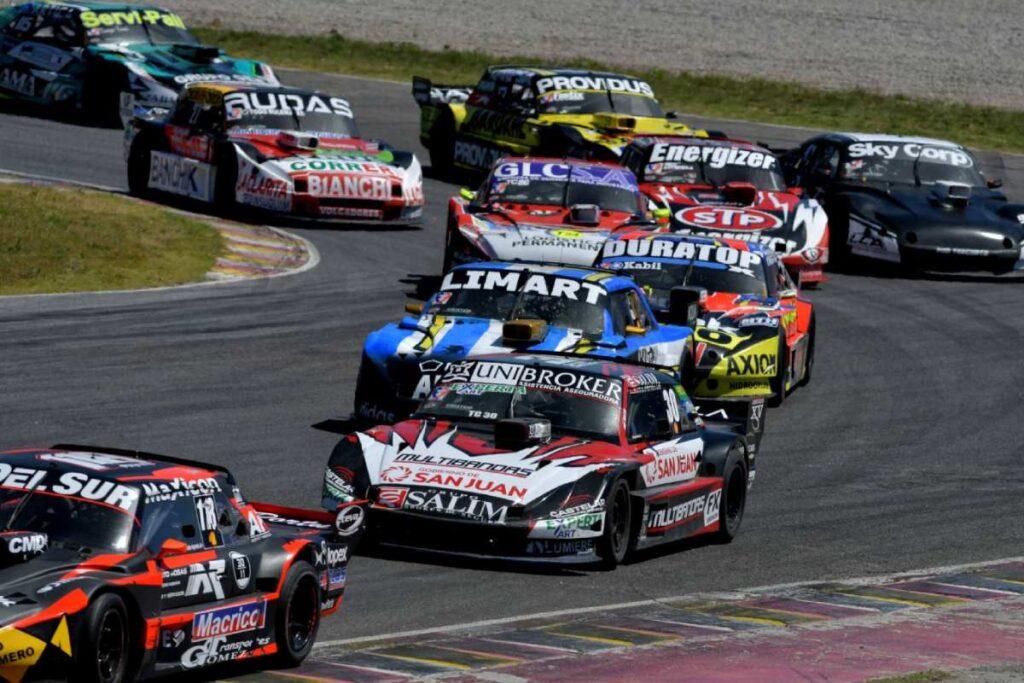 Pelotón TC Buenos Aires II 2020