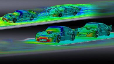 Simulación aerodinámica de un Turismo Carretera