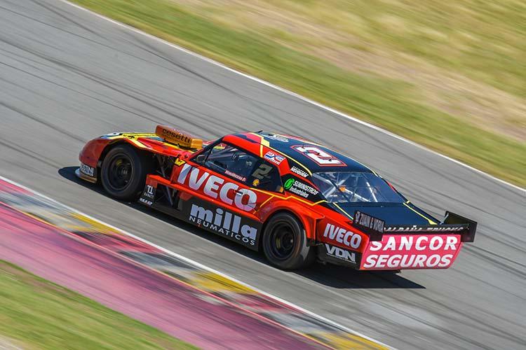 Chevrolet de TC de Urcera.