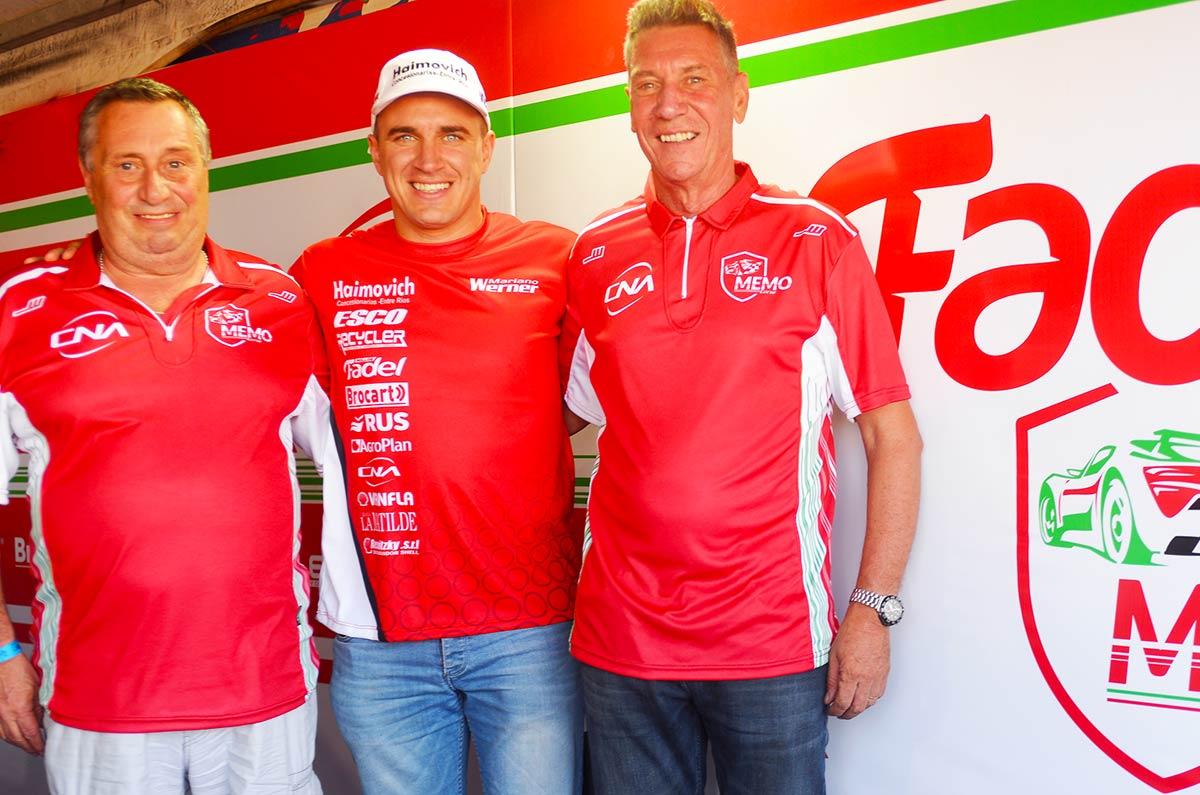 Memo Corse TC 2020