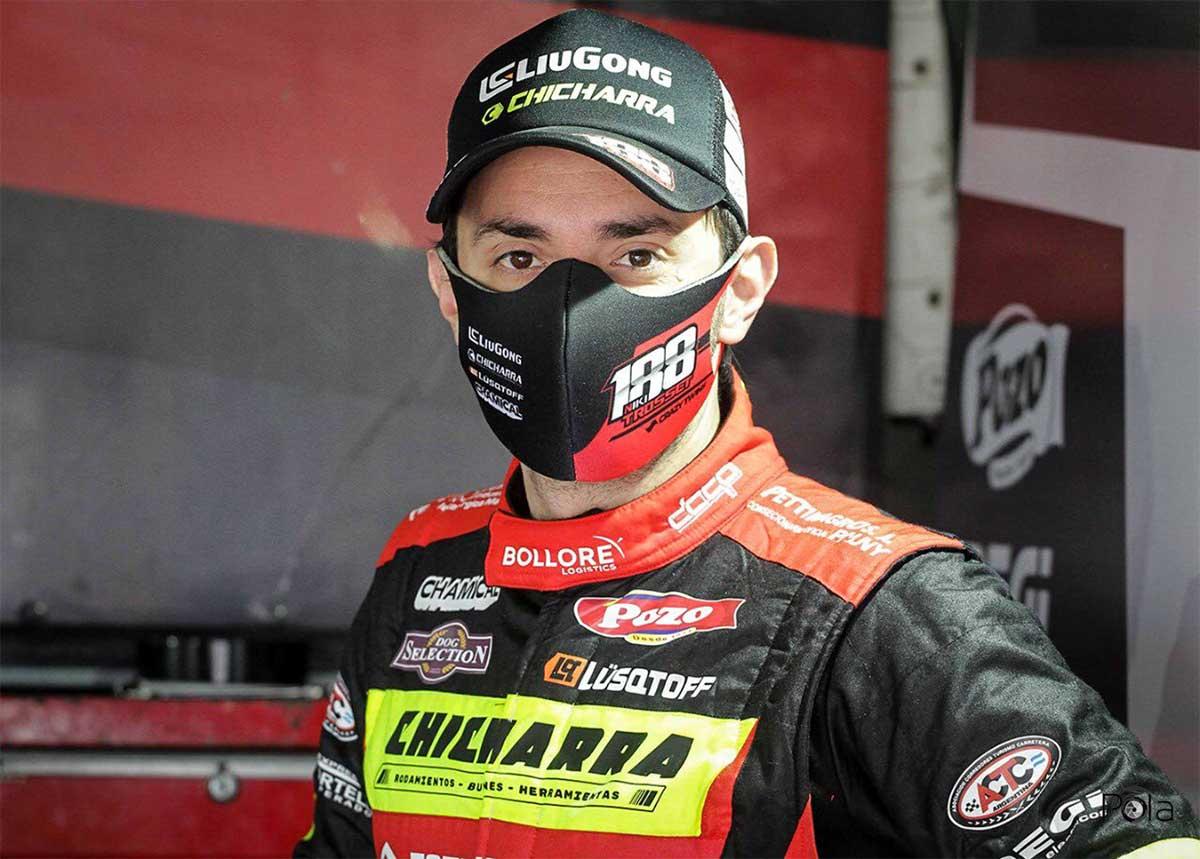 Nicolás Trosset TC