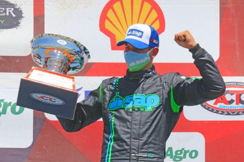 Reutemann podio TCP La Plata 2021