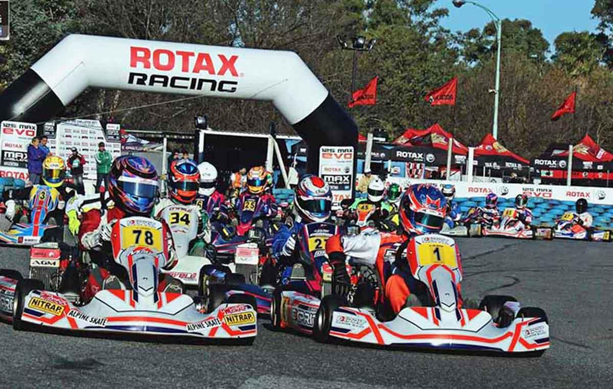 Karting TC Pista Mouras
