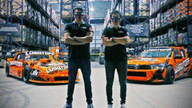Lambiris y Trosset, pilotos del Lusqtoff Racing