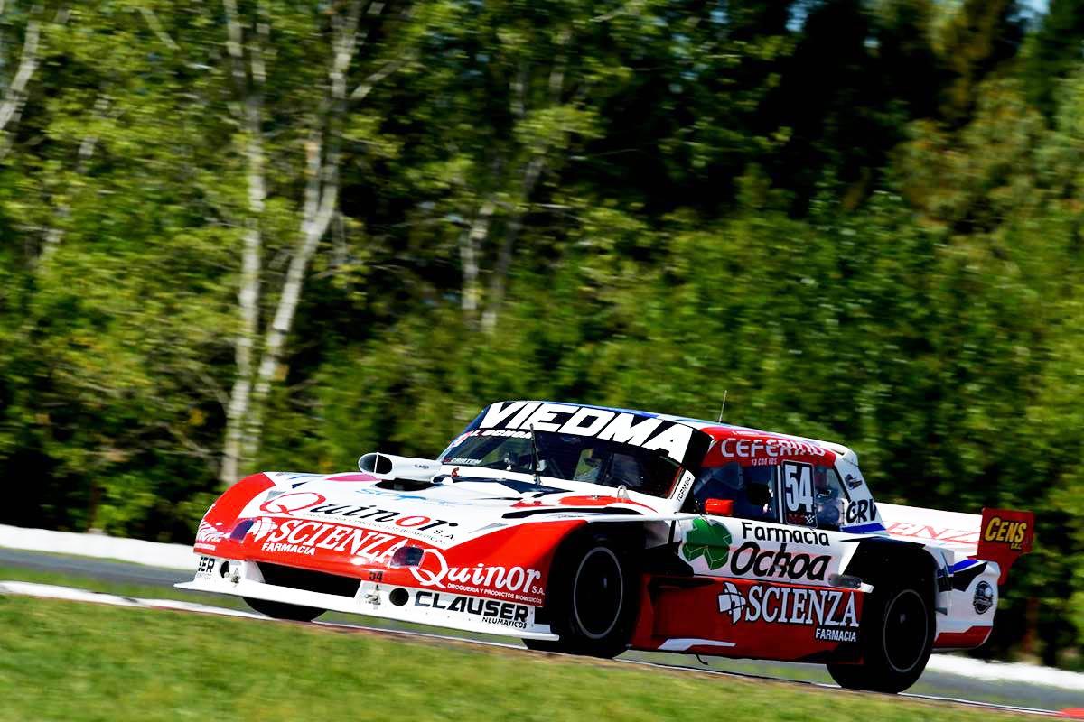 Ford de Ochoa en TCPM.