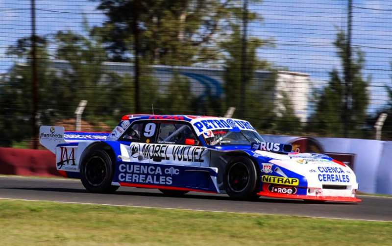 TC Pista San Nicolas victoria Alvarez Dodge
