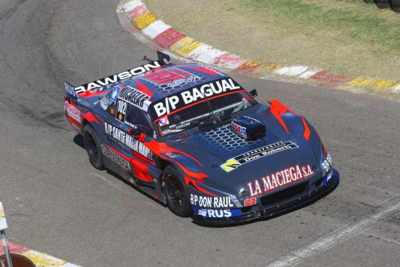 TC Pista San Nicolás clasificación Alvarez