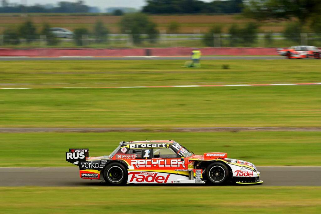 Werner pole position