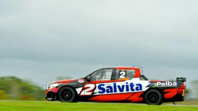 Rodríguez Pole Position TC Pick Up La Plata