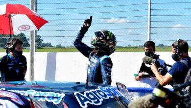 Canapino records líder Campeonato Turismo Carretera 2021