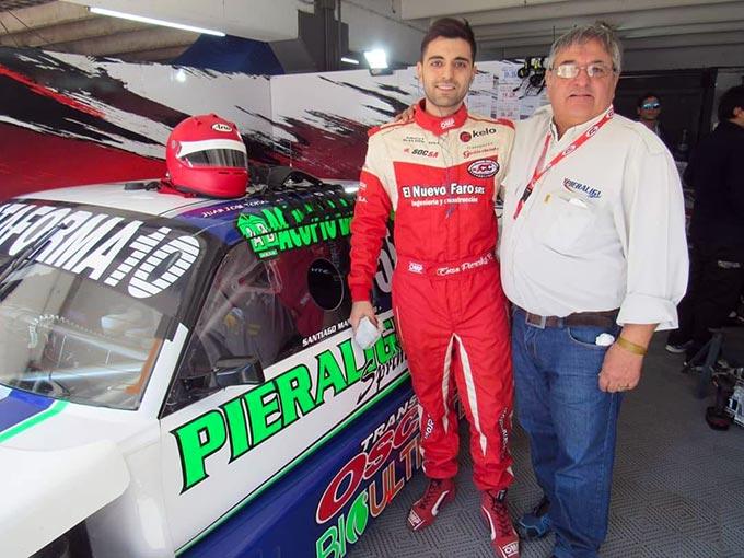 Enzo y Miguel Pieraligi