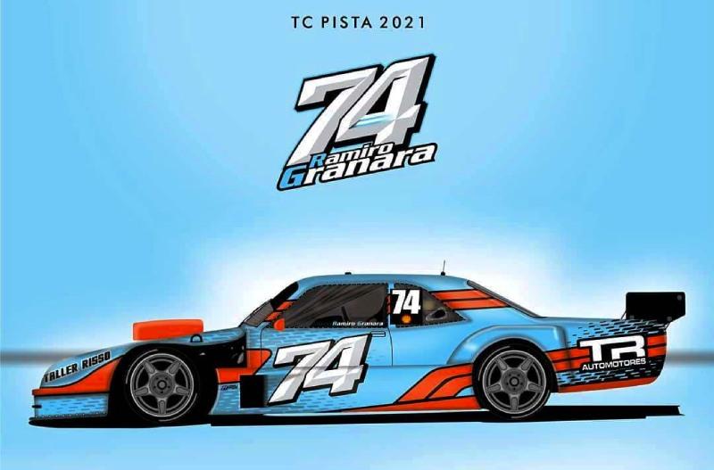 Granara Debut TC Pista Paraná