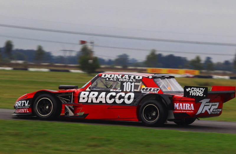 Ochoa 1ª victoria TC Pista Mouras La Plata