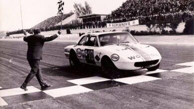 Gastón Perkins 1ª Victoria TC Torino