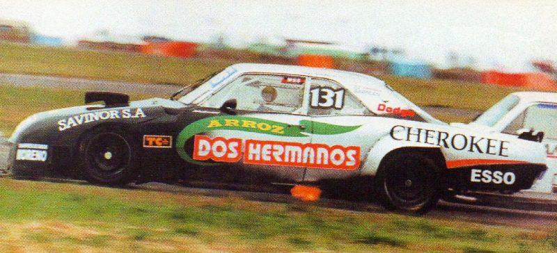 Chiqui García TC 1998