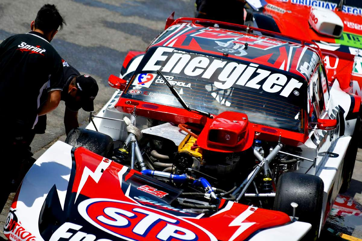 Sprint Racing cambio preparador TC TC Pista