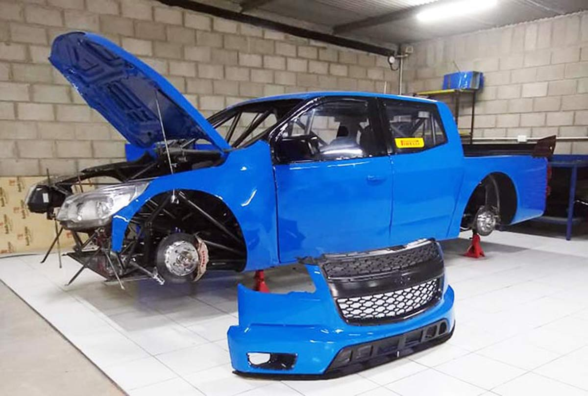 Chevrolet S10 TC Pick Up