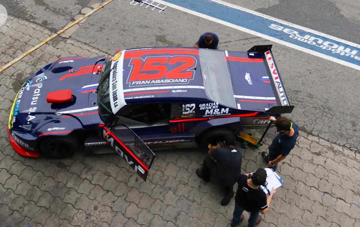 Abasciano pase Torino Chevrolet TCPM