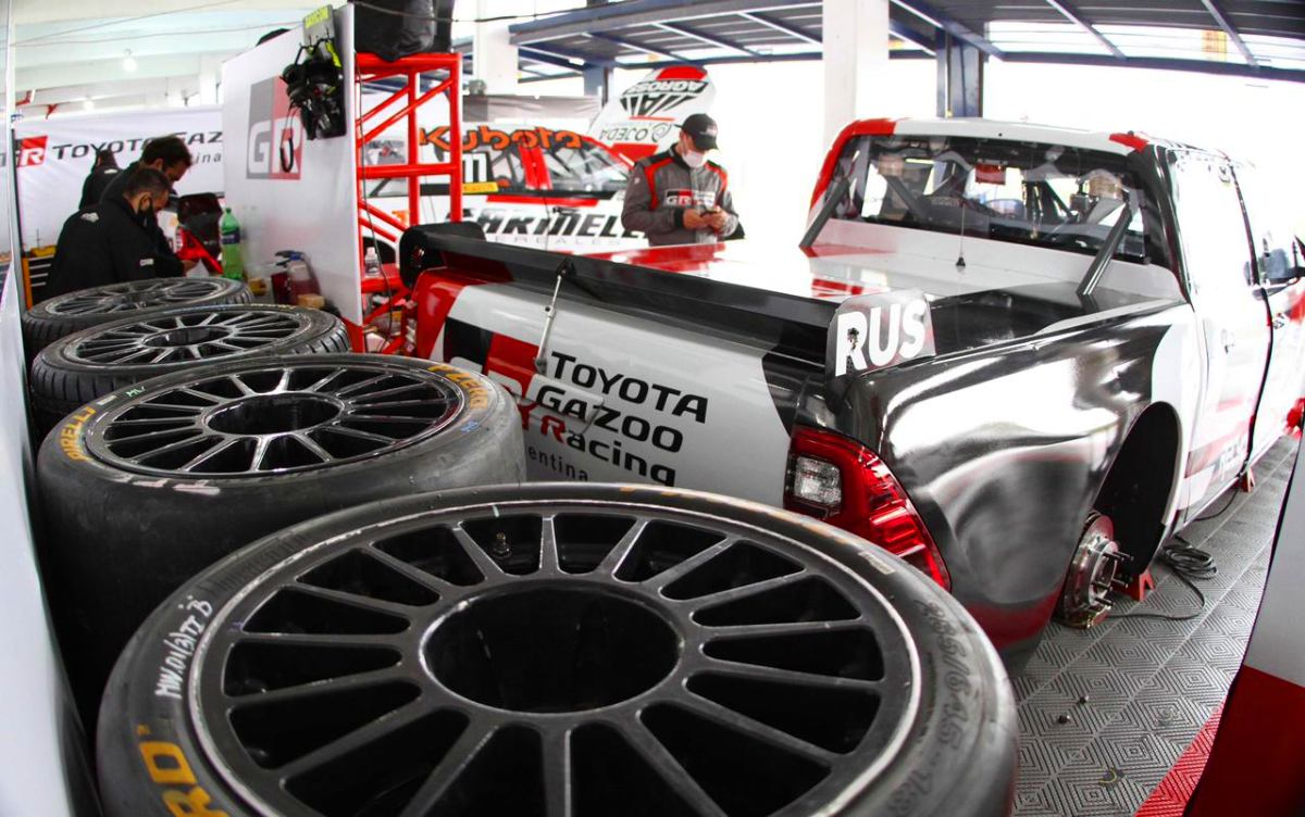Toyota Gazoo Boxes 2021