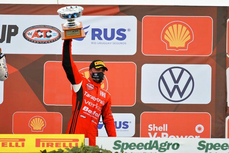 Rossi podio TCPU 2021