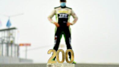 De Carlo 200 carreras