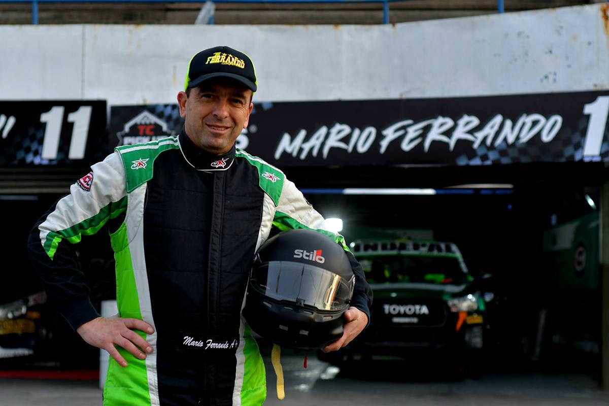 Mario Ferrando TCPK